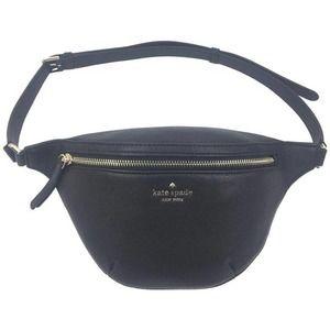 Kate Spade Belt Bag Jackson Fanny Pack Black
